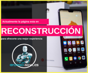 android moviles en proceso de mantemiento